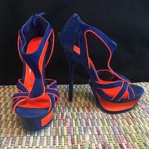 Unique Alba heels